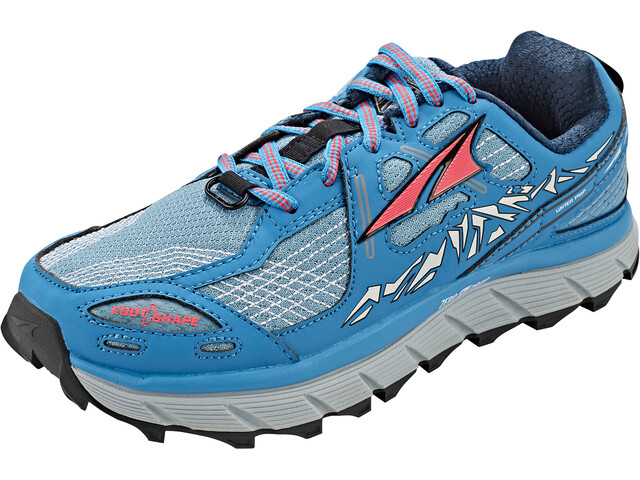 Altra Lone Peak 3.5 Zapatillas Running Mujer, azul
